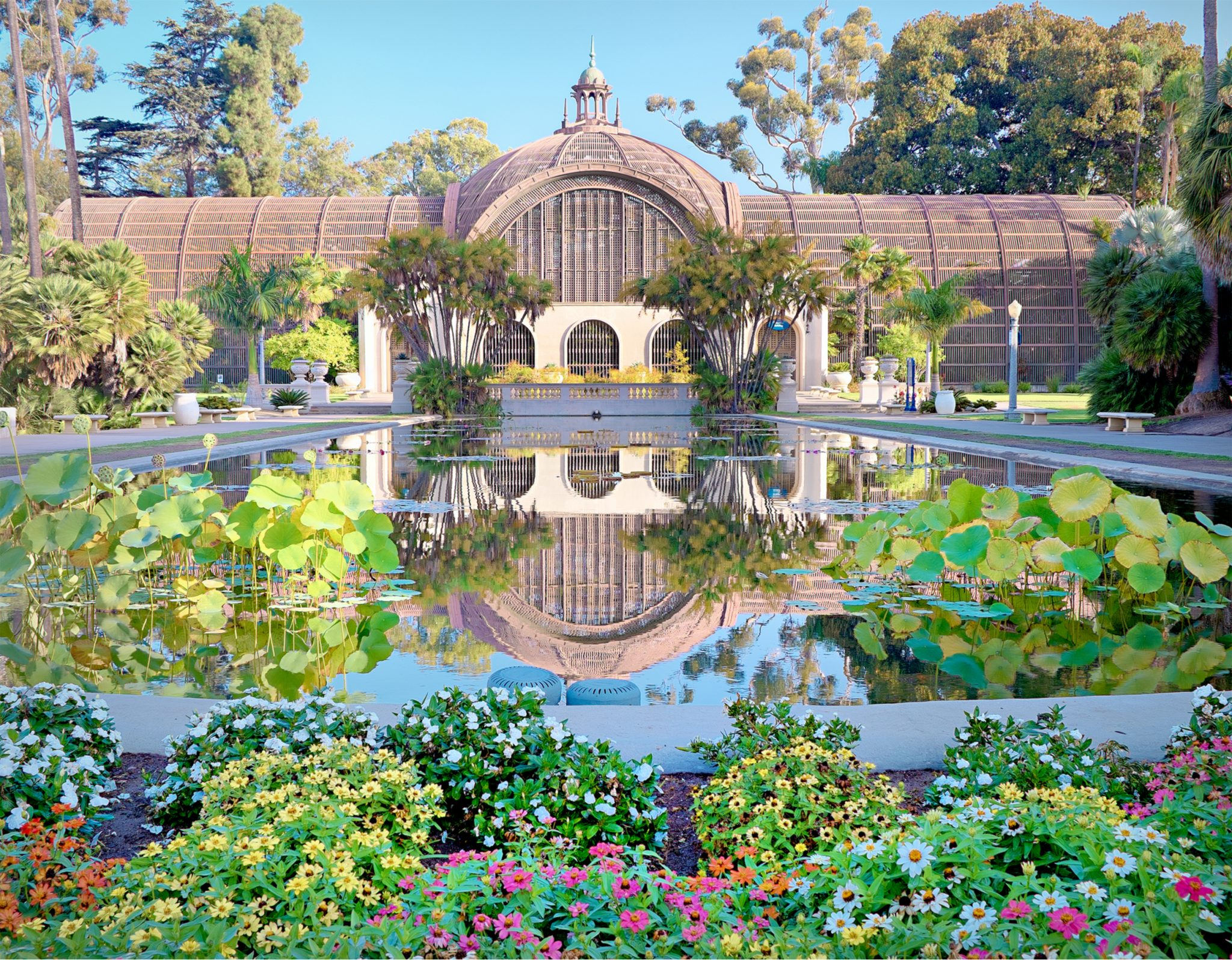 Botanical Gardens in San Diego County