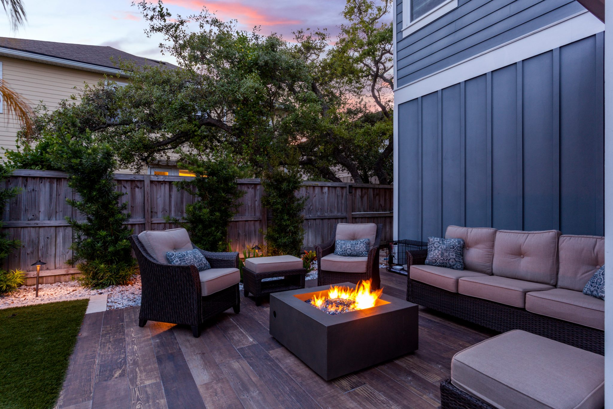 Quarantine DIY Home Improvement Projects Fire Pit