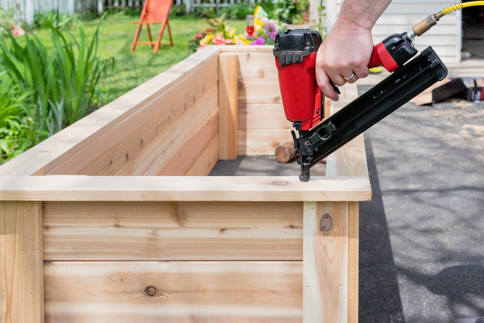 How to Make Raised Garden Bed