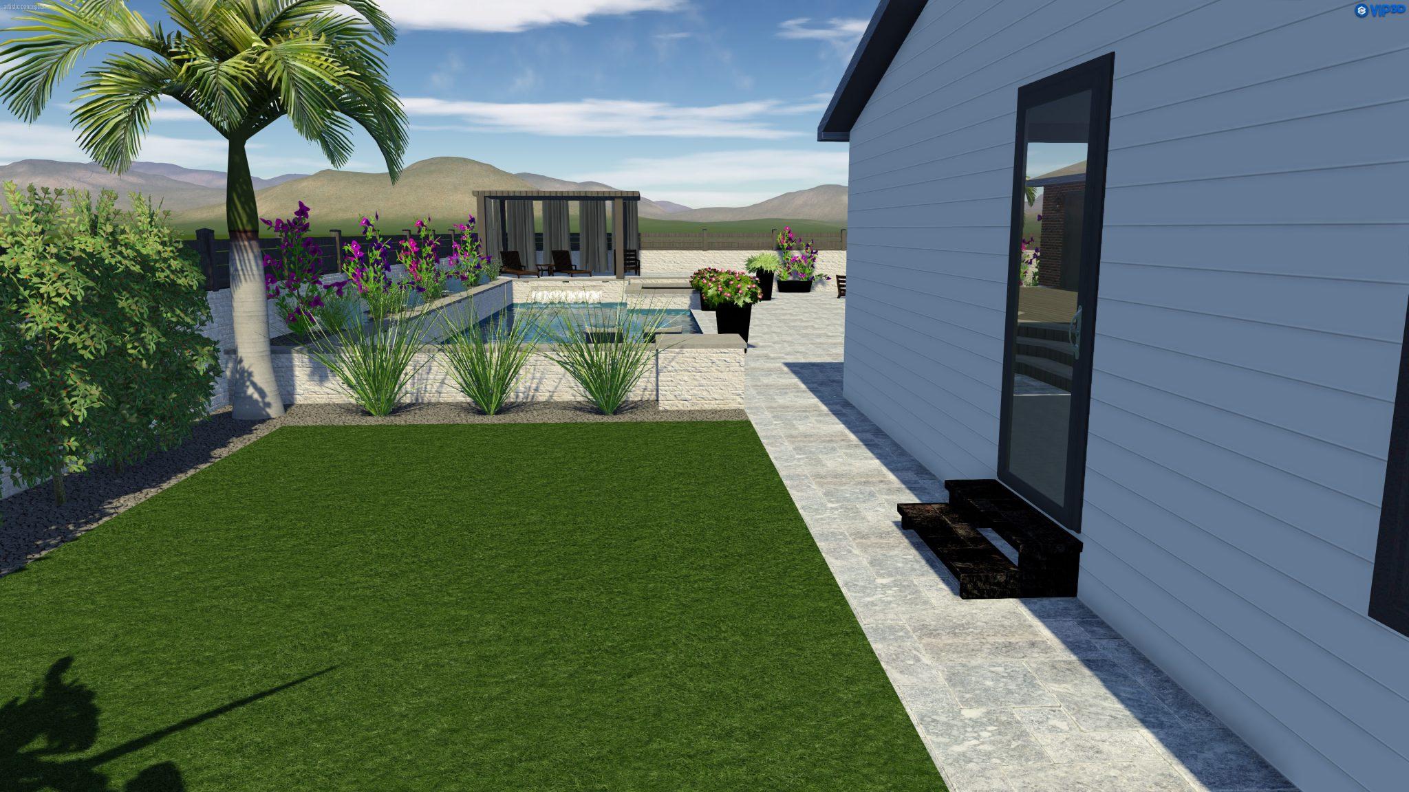 landscape design-elements