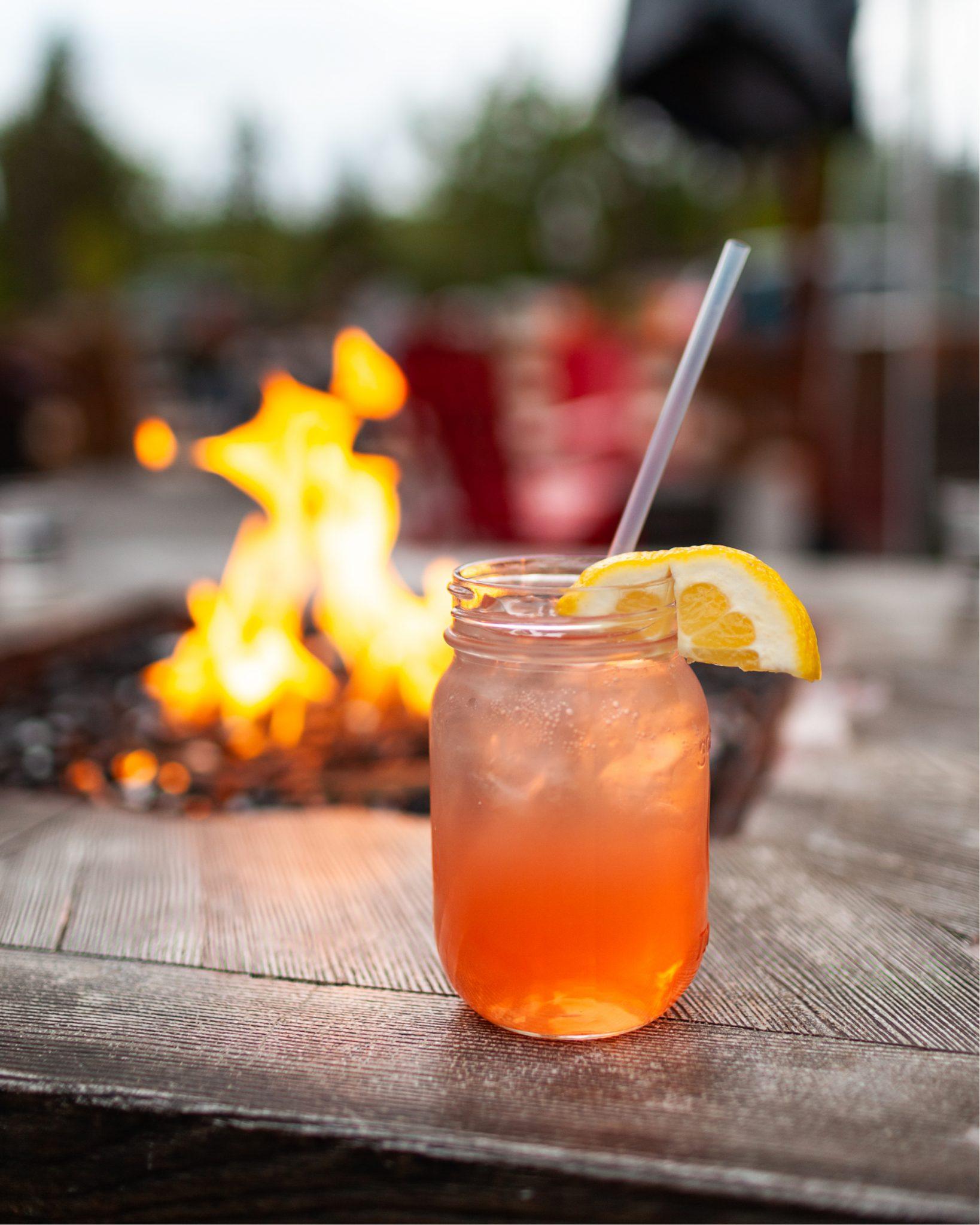 Backyard Bar Ideas Images
