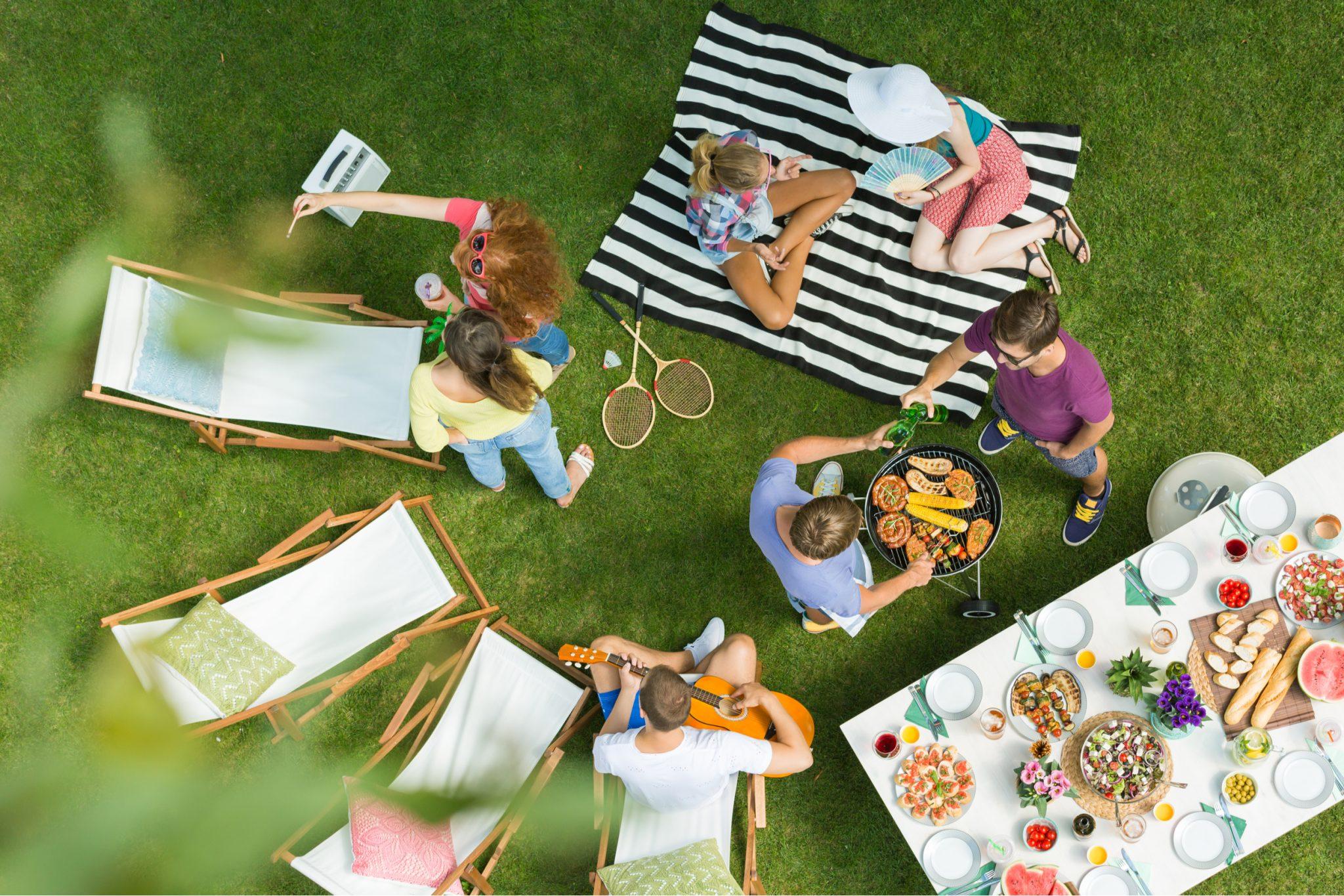 Backyard Staycation Ideas