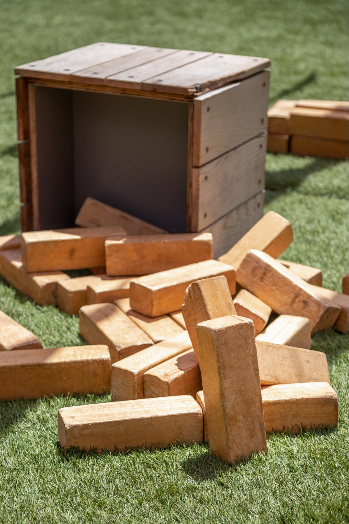 DIY Lawn Games for adults