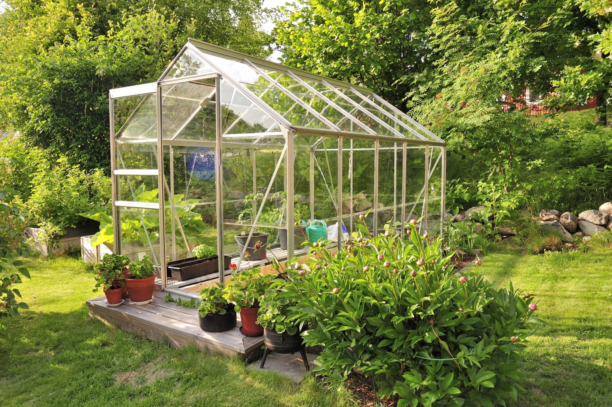 How to Greenhouse