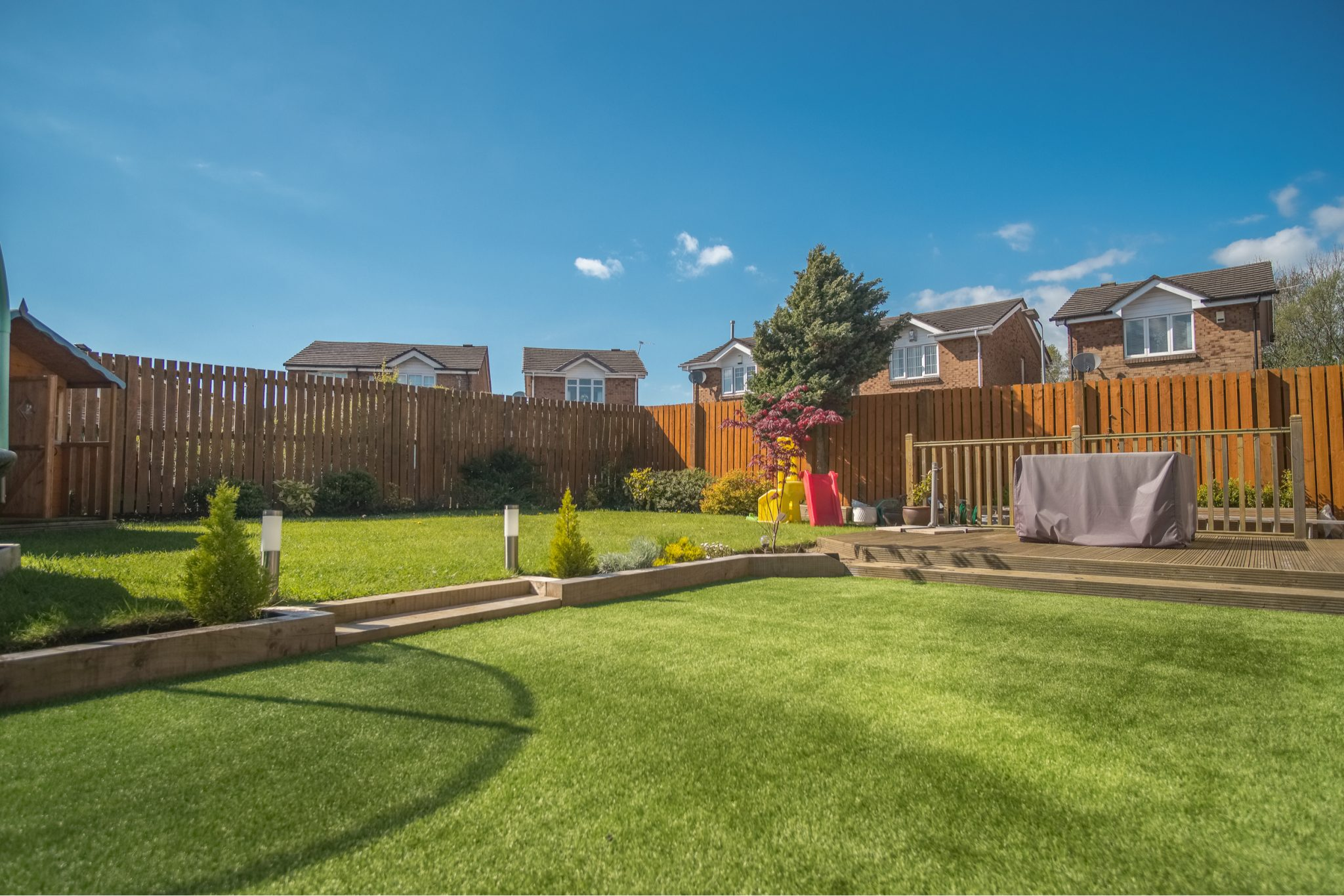 Keep Your Artificial Turf Looking Brand New