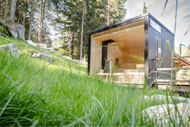 Backyard Sauna