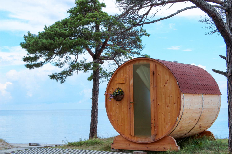Backyard Saunas