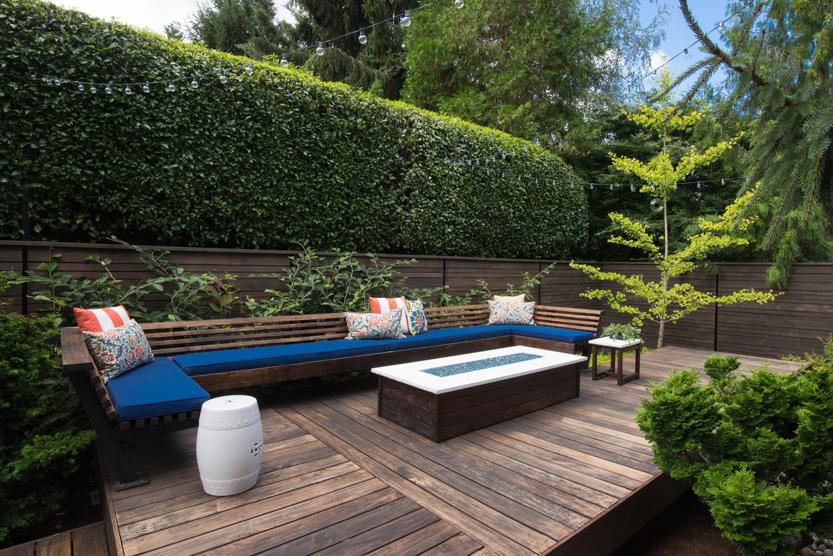 best outdoor living trends 2021